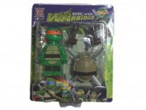 Figurina Testoasele Ninja-Turtle Armor Warriors-Michelangelo
