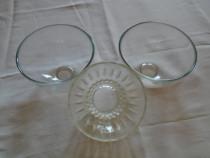 Castroane vechi din sticla buc = 3