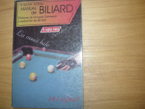 Manual de biliard ( foarte rara ) *