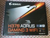Placa de baza Gigabyte H370 Aorus Gaming 3 WiFi Sk 1151 v2.