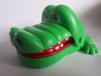 Jucarie Crocodil Verde muscator pentru copii