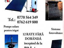 Panou solar apa calda presurizat – integral inox – 100 l
