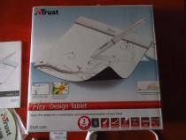 Tableta grafica Trust flex design