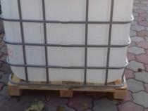 Rezervor 1000 L cu suport metalic
