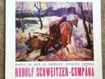 Rudolf Schweitzer-Cumpana, Expozitie Retrospectiva, Catalog