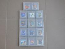 Jocuri Nintendo Gameboy si Supernintendo