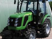 Tractor model ZOOMLION RK454;45 CP; 4x4 cabina cu COC si CIV