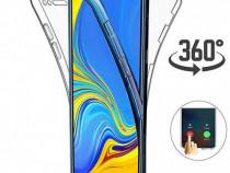 Husa Telefon Silicon Samsung Galaxy A5 2017 a520 Clear Ultra