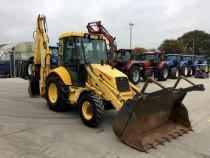 Buldoexcavator New Holland LB110B