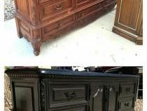Reconditionari mobilier din lemn masiv