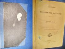 2088-Hans Flach-Cosmogonia greaca a lui Hesiod 1874...