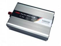 Invertor 12V 110V 60Hz 1000W reali unda pura!