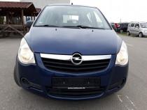 Opel agila 1.2 benzină 2009
