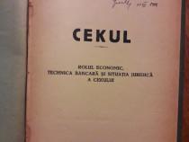 Cekul - Grigore Manoilescu 1926 / R3P2S
