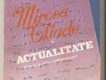 Gh.Bulgar-Mircea Eliade actualitate