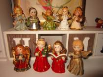 Ingeri clopotel,vintage,portelan made Germany