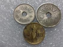 Monede romanesti 1906-1966