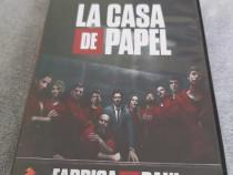 Fabrica de Bani ( La Casa de Papel ) 16 DVD - Subtitrat ro