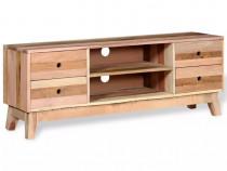 Comodă TV din lemn reciclat de esență tare 244235