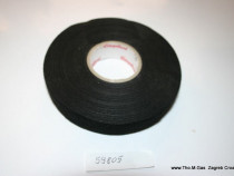 Banda textila cablaje.Banda panzata izolatoare cabluri.25mm