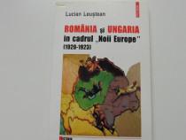 Istorie lucian leustean romania si ungaria