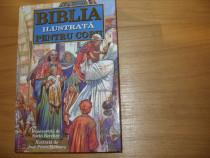 Biblia ilustrata pentru copii ( cartonata, bogat ilustrata )