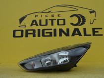 Far stanga Ford Focus 3 Facelift Interior Negru An 2014-2018