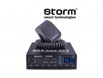 Statie Radio CB STORM DEFENDER model 2020 4w -> 15w StatieCB