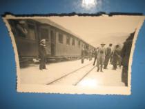 5719-I-Set 9 Poze rurale mici vechi-Mijloace de locomotie.