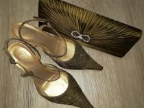 Pantofi + plic elegant