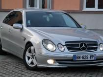 Mercedes E220 Avantgarde - an 2005, 2.2 Cdi (Diesel)