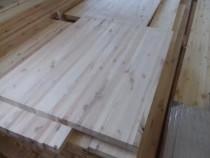 Blat 1000 x 800 x 30 mm din lemn masiv de pin