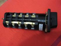 Comutator manual,Trifazat romanesc 600v/25A pt.circular,etc.