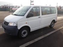 Vw transporter t5 1,9tdi 8+1locuri 2007 euro4
