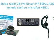 Statie radio auto, camion CB PNI Escort HP 8001L ASQ