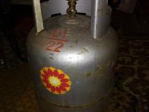 Butelie aragaz Rompetrol plină cu gaz