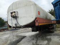 Cisterna aluminiu 30640 litrii