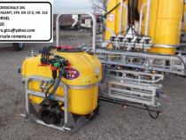 Instalatie ierbicidat 300 litri