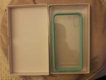Husa iphone xs verde - turquoise