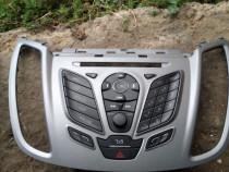 Panou comenzi navigatie cd radio AM5T-18K811-CE ford focus 3