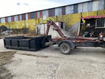 Containere pentru ridicare moloz 8-28 mc Ofer factura