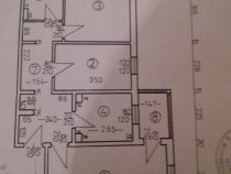 Apartament 3 camere decomandat, Turnu Magurele Central