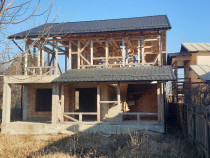 Casa noua in Cornu,zona centrala,asfalt,utilitati,ieftin !