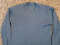 Pulover albastru deschis size M/L