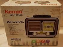 Radio-Fm Kemai MD-1709BT