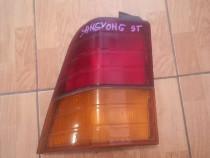 Lampa stop stanga pe aripa ssangyong musso 93 - 98 , nr 335