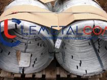 Sarma zincata vita de vie D 1.80 / 2.00 mm GALVATEC T100