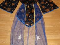 Costum de carnaval serbare zana printesa pentru adulti M
