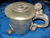 276a-Cupa motiv Bachus aniversara Club suedez.