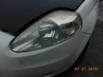 Far Fiat Grande Punto 2005-2012 faruri stanga dreapta dezmem